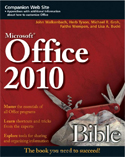 Office 2010 Bible Cover