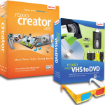 Roxio VHS conversion products